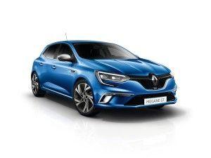de nieuwe Renault Megane