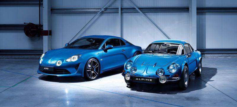 de nieuwe Renault Alpine