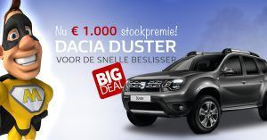 Duster stockpremie
