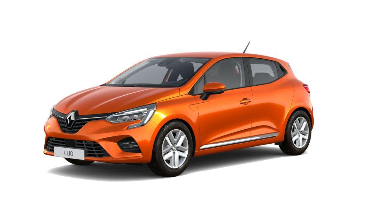Renault Nieuwe Clio